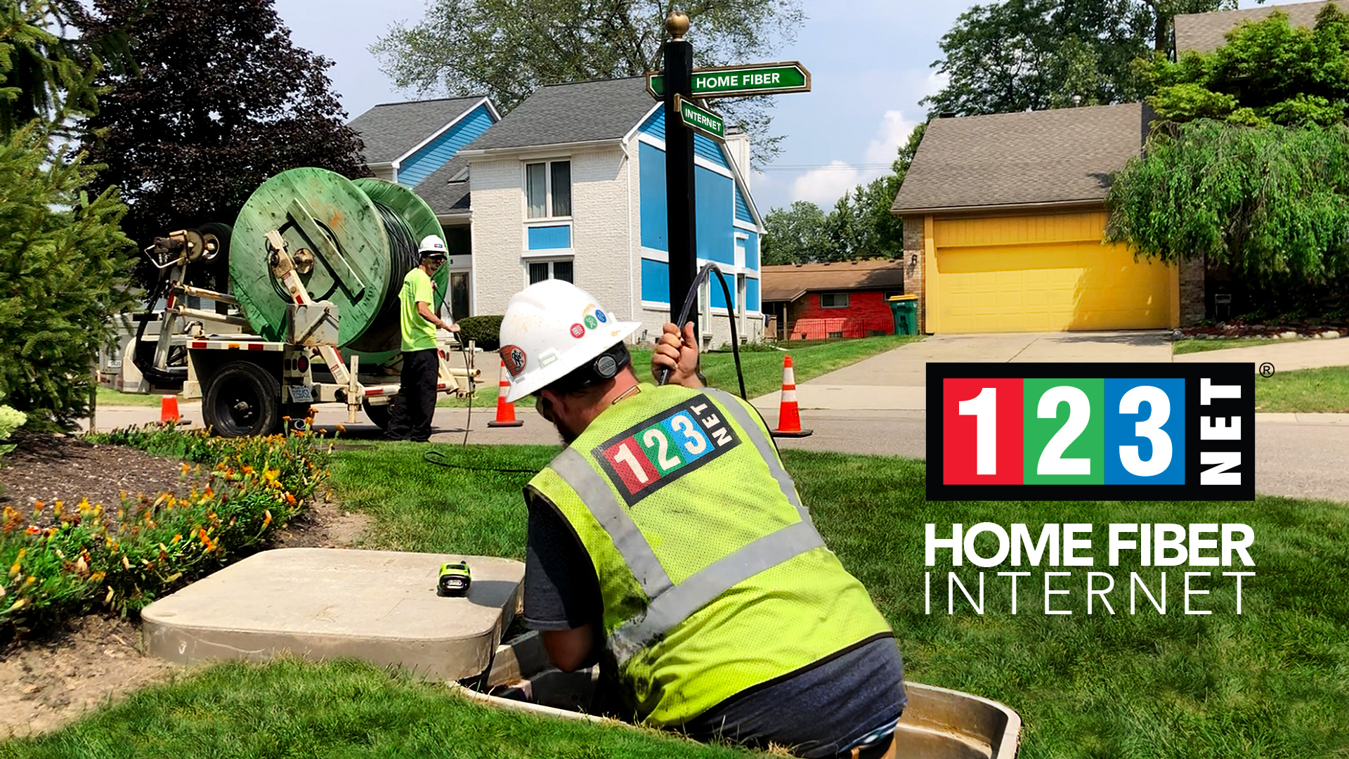 123NET Launches Home Internet that is 100X Faster than Comcast & AT&T