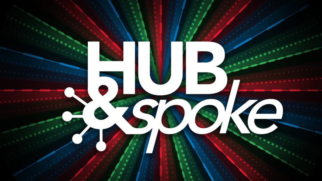 123NET Hub & Spoke Network