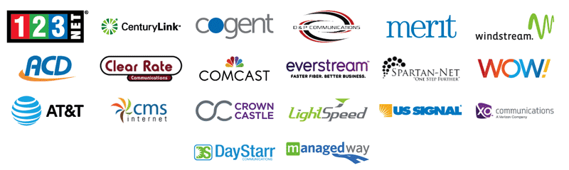 123Net Data Center Fiber Providers