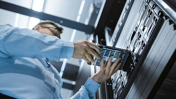 123Net Smart Hands Service by our on-site colocation experts