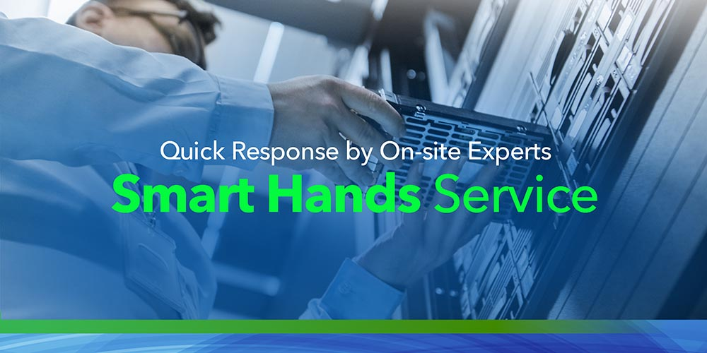 How Smart Hands Services Simplify Colocation Management