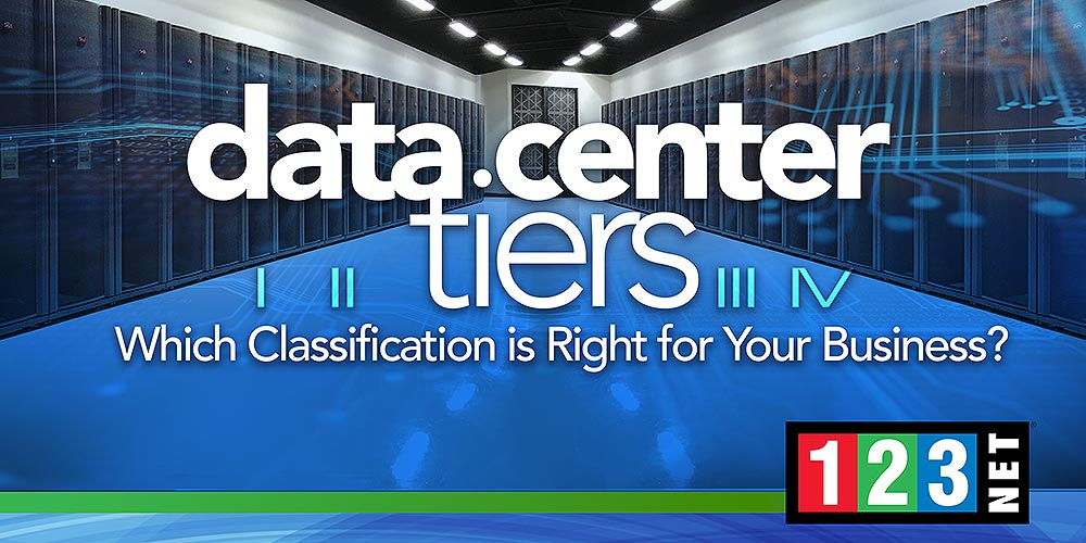 Data Center Tiers, Classification