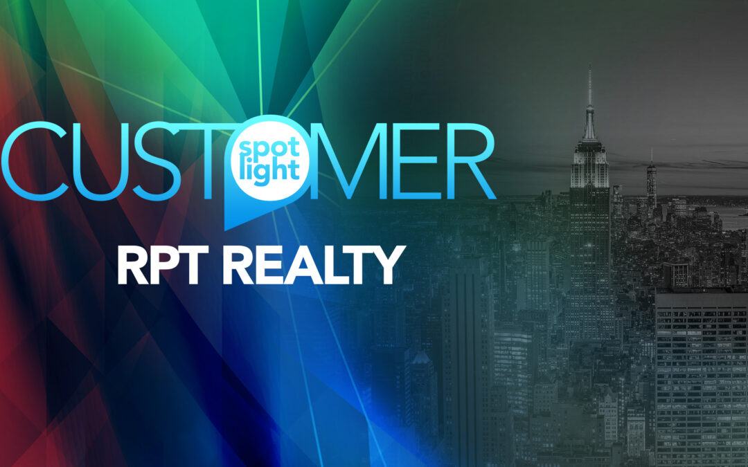 123NET Customer Spotlight: RPT Realty