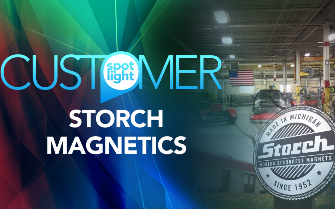 123NET Customer Spotlight: Storch Magnetics