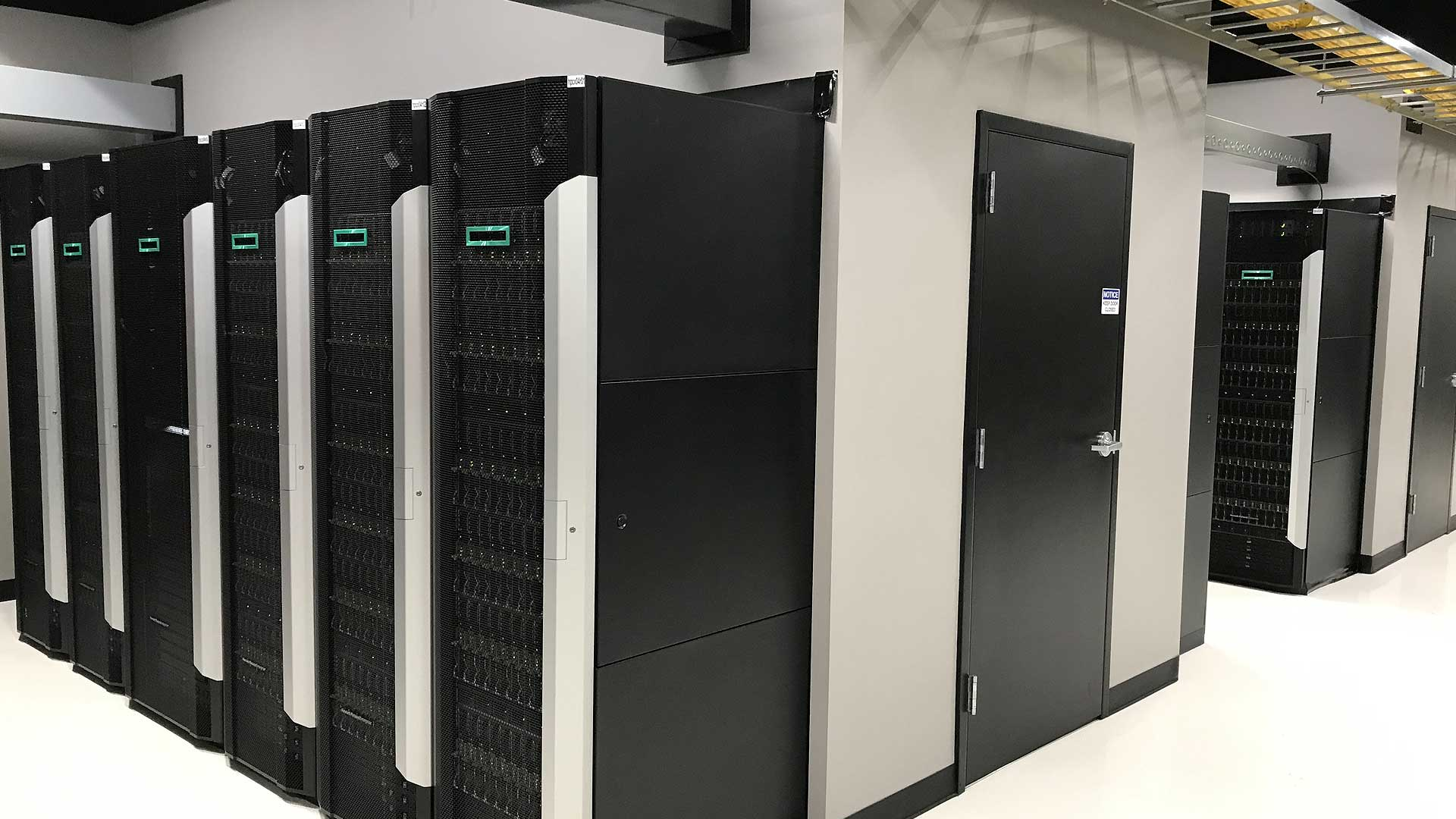 Private Michigan colocation suites are secure and constructed for high density computing.