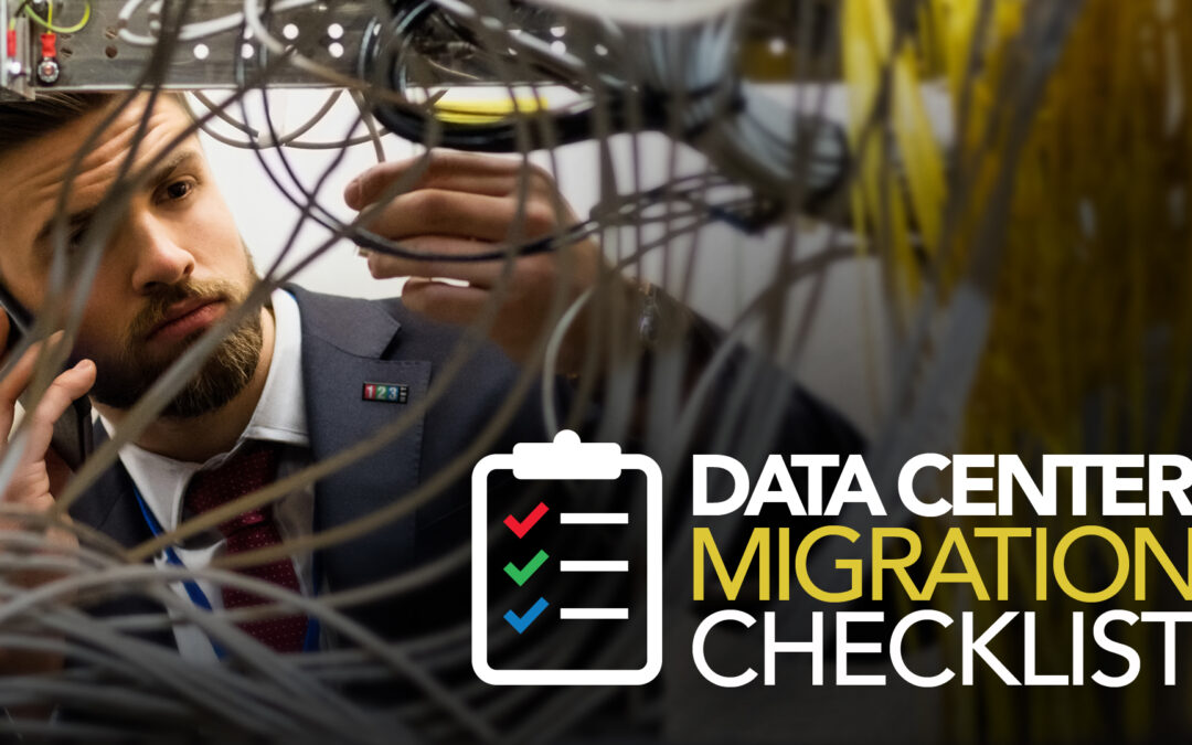 123NET Data Center Migration Checklist