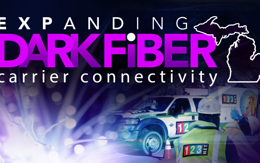Expanding Dark Fiber Carrier Connectivity Into Novi, Canton & Warren