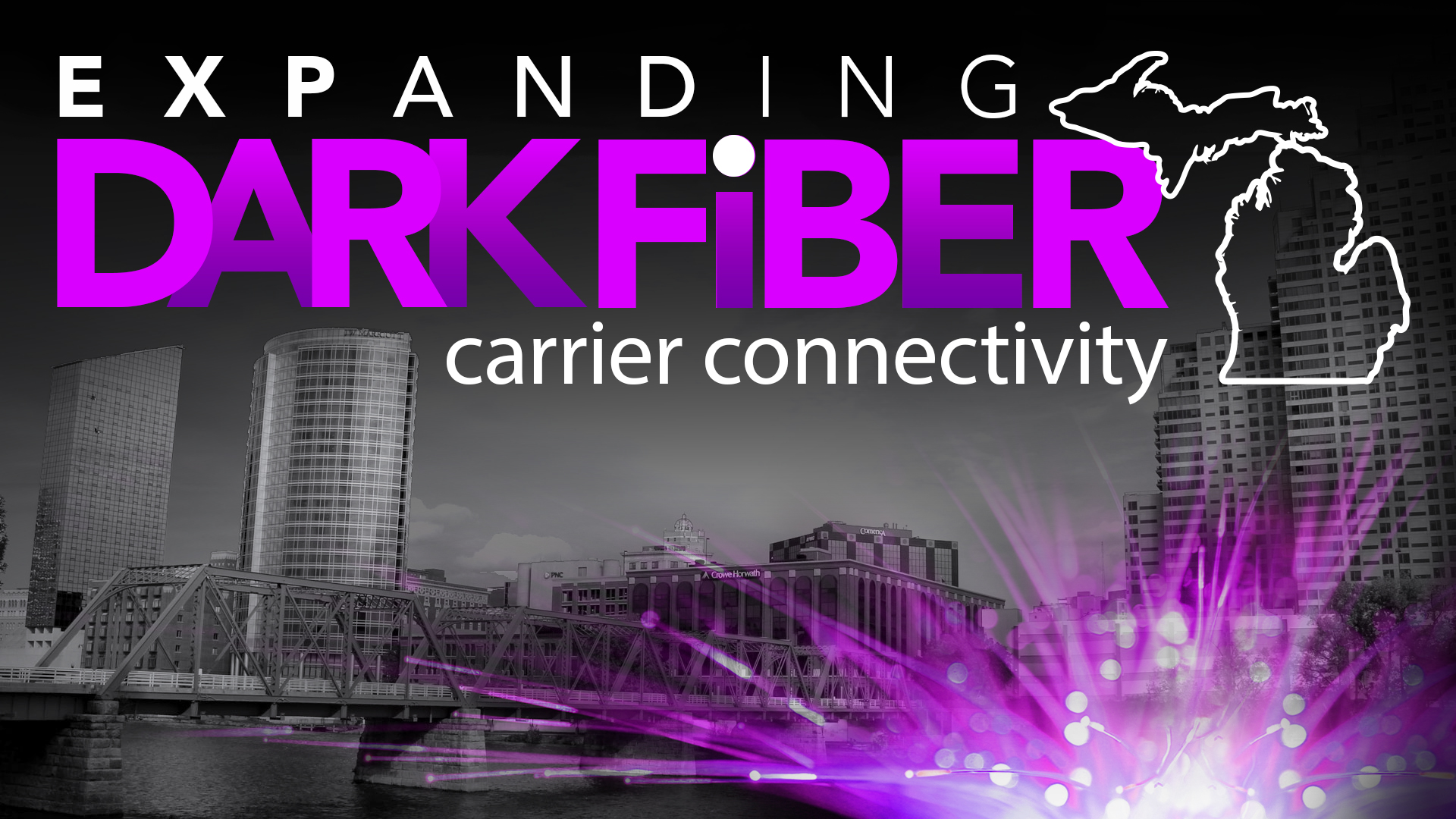 123NET Constructs 52-Mile Dark Fiber Ring for Tier-1 Carrier