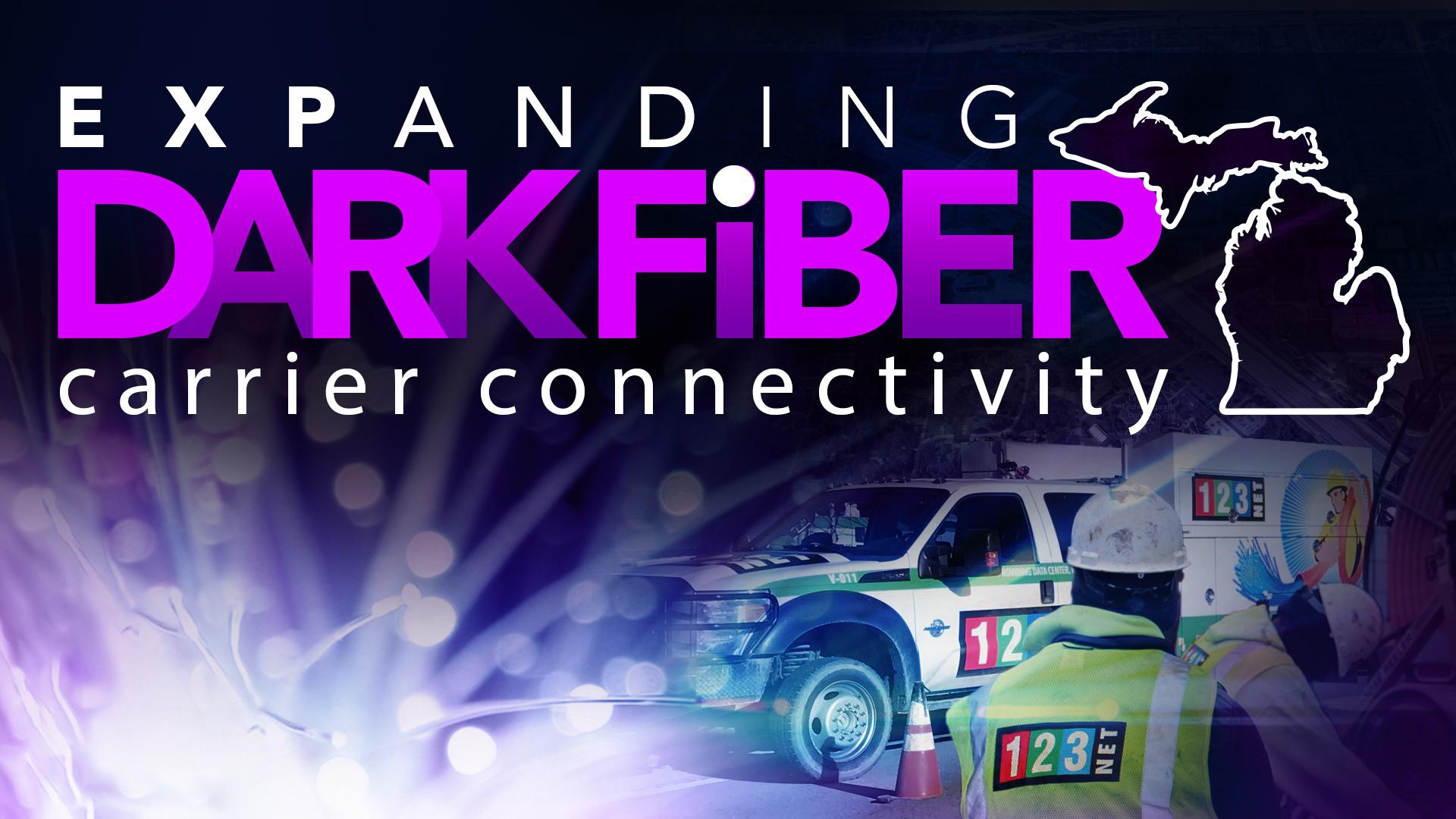Expanding Dark Fiber Carrier Connectivity Into Novi, Canton & Warren