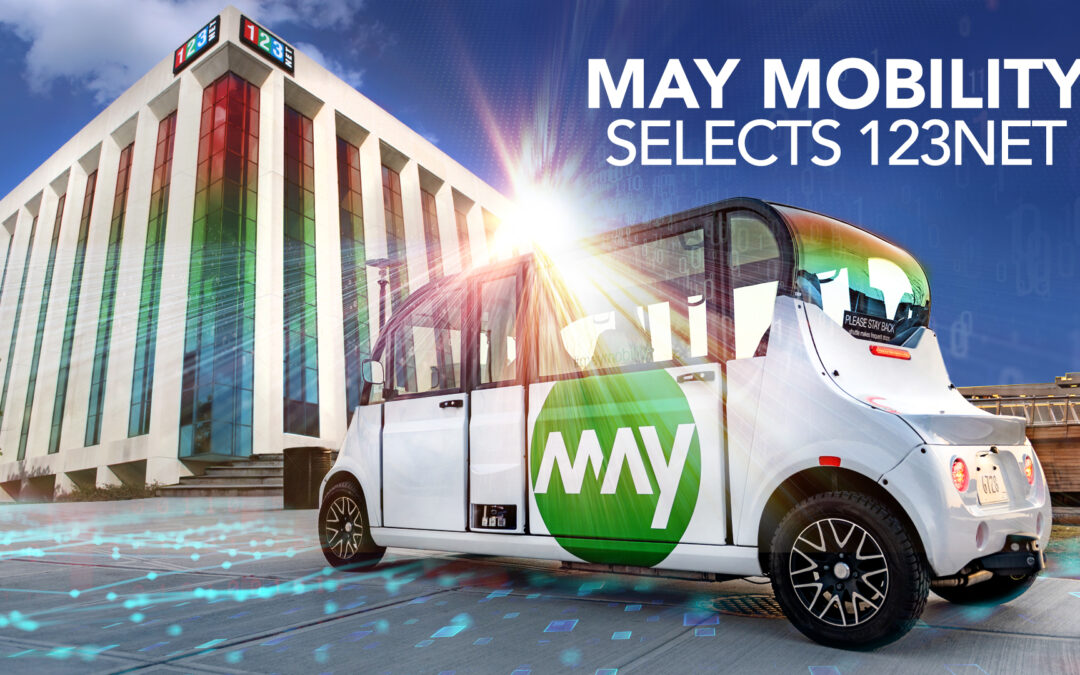 May Mobility Selects 123NET