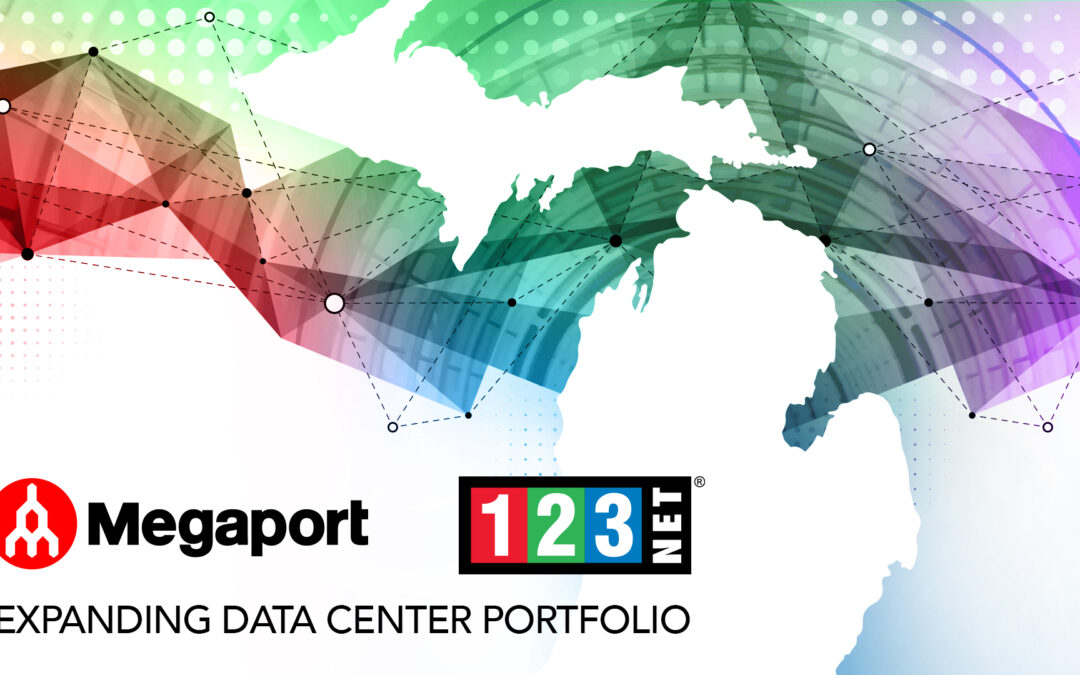Megaport and 123NET Expanding Data Center Portfolio