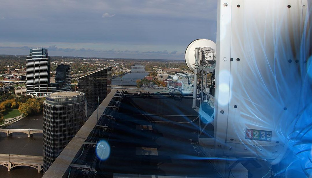 123Net Fixed Wireless Upgrades Boost Network Speed Throughout Grand Rapids